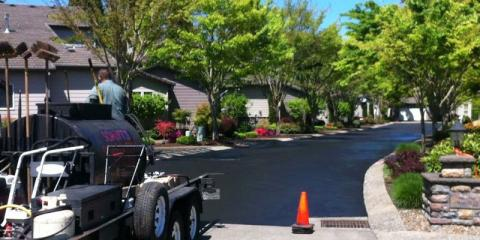 How to Build an Asphalt Driveway From Canby's Asphalt Contractors, Yoder, Oregon