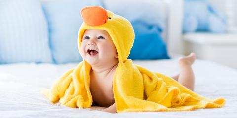 How to Brush a Baby's First Teeth, Winston-Salem, North Carolina