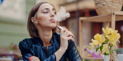Is Vaping Bad for Your Teeth?, Foley, Alabama