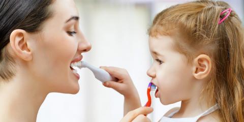 3 Reasons to Establish Good Oral Hygiene for Children, Somerset, Kentucky