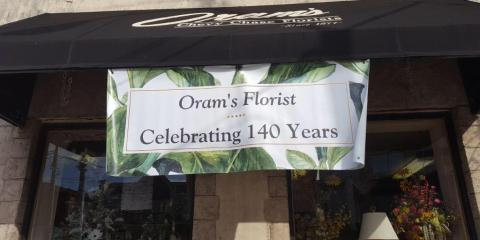 Oram's Florist, LLC, Florists, Shopping, Lexington, Kentucky