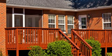 Do's & Don'ts of Wood Deck Maintenance, Port Jervis, New York