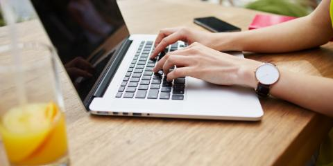 3 Ways to Protect a PC or MacBook® Laptop From Viruses, Orchard Park, New York