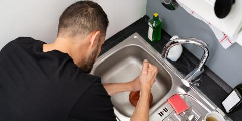 4 Common Causes of Clogged Drains, Albany, Oregon