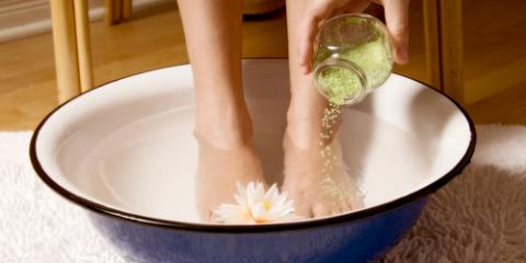 Cincinnati Spa Shares 3 Benefits of Ionic Detox Foot Baths, Cincinnati, Ohio