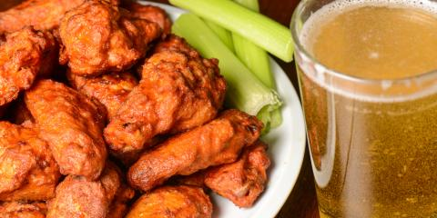 3 Perfect Beers to Pair With Your Plate of Wings , Lexington, North Carolina
