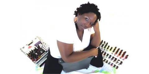 Meet Scherrie Arrington: Owner of Cincinnati's Most Original Mobile Nail Salon, Montgomery, Ohio