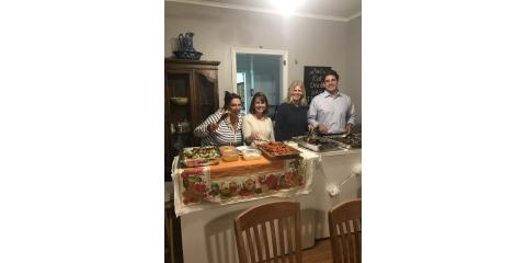 A Night of Sharing at the Bethany House, Rochester, New York