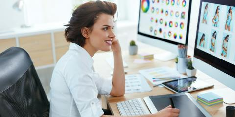Why a MacBook® or iMac® Is Perfect for Graphic Designers, Orland Park, Illinois