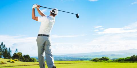 Differences Between Tennis Elbow & Golfer's Elbow, Kenai, Alaska