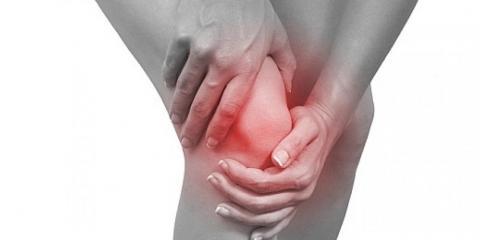 Chronic Knee Pain, Hay Creek, Minnesota