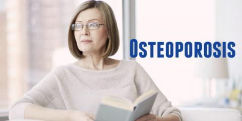 3 OSTEOPOROSIS MYTHS YOU SHOULDN'T OVERLOOK, O'Fallon, Missouri