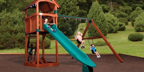 Playsets & More: Backyard Adventures' Open Play Program, Urbandale, Iowa