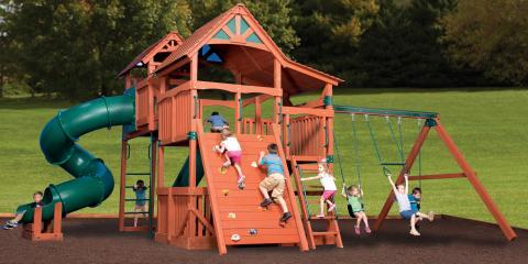 How to Choose a Backyard Wooden Play Set, Berkley, Michigan