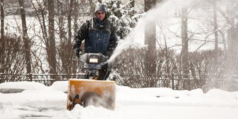 Snow Blowers vs. Snow Throwers: What's the Difference?, Chewelah, Washington