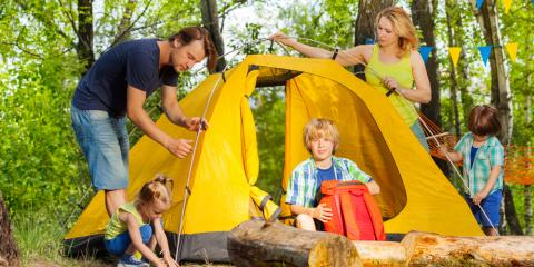3 Outdoor Activities to Entertain the Family at Your Campsite, Winchester, Tennessee
