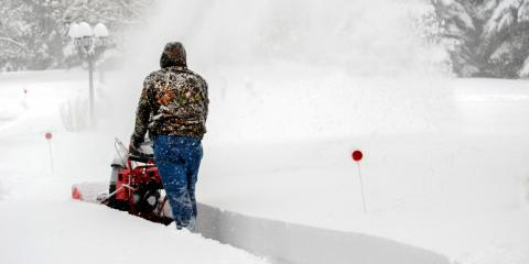 What's the Difference Between Leaf & Snow Blowers?, Middlefield, Ohio