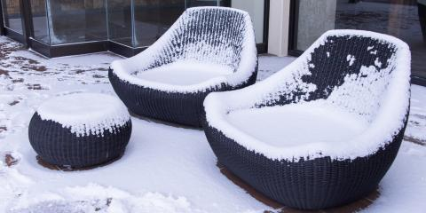 Do's & Don'ts of Storing Outdoor Furniture During the Winter, Reading, Ohio