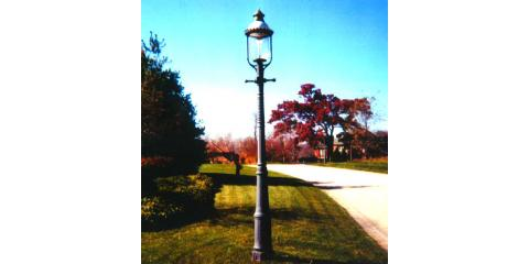 Cincinnati Gas Lite Co  Offers a Variety of Different Outdoor Gas