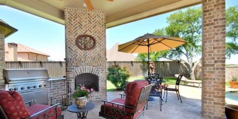 A Simple Guide to Outdoor Kitchen Layouts , Farmers Branch, Texas