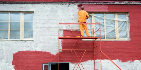 The Difference Between Indoor & Outdoor Paint, Fairbanks, Alaska