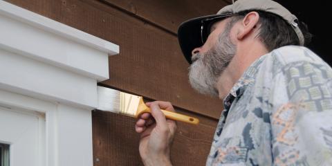 An Introduction to 7 Types of Indoor & Outdoor Paints, Fairbanks, Alaska