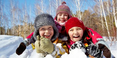Why Playing Outside Year-Round is Vital to Children's Health, Deerfield, Ohio