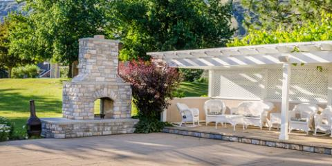 How to Transform Your Backyard With an Outdoor Fireplace, Batavia, New York