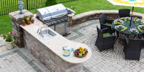 Hardscapes 101: Tips for Designing an Outdoor Kitchen, Fairfield, Ohio