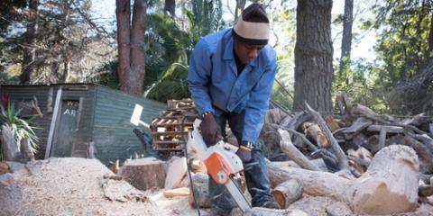 Outdoor Power Equipment Basics: 3 Chainsaw Safety Tips, Whiteville, Arkansas