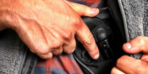 3 Steps to Earn Your Concealed Weapon Permit, Jacksonville East, Florida