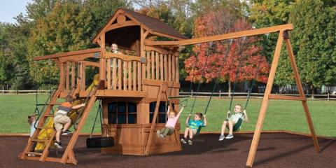 Introducing a New Line of Playsets, Urbandale, Iowa