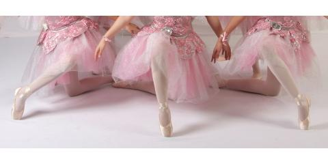 The 5 Main Parts of the Pointe Shoe, Honolulu, Hawaii