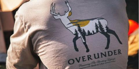 3 Must-Have T-Shirts From Over Under Clothing, Jacksonville East, Florida