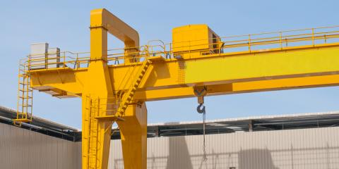 7 Safety Tips for Operating Overhead Cranes, Cincinnati, Ohio
