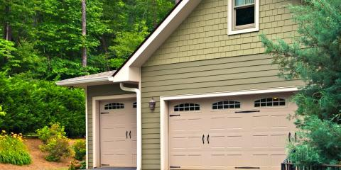 3 Garage Door Issues & Their Solutions, Williamsport, Pennsylvania