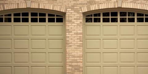 Top 3 Most Attractive Garage Door Features, Oxford, Connecticut
