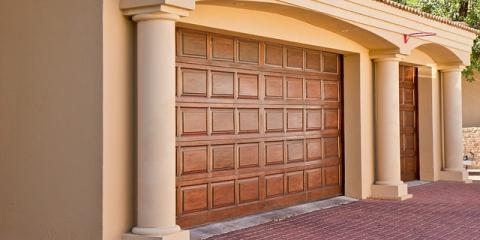 How to Perform an Overhead Garage Door Hi-Lift Conversion, Norwich, Connecticut