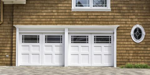 How Summer Affects Your Garage Door, Kalispell, Montana