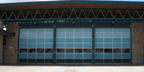 3 Signs Your Parking Garage Needs Overhead Door Repairs, Ewa, Hawaii