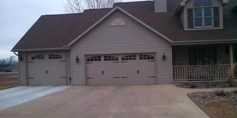 3 Types of Garage Door Openers, Berlin, Wisconsin