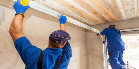 3 Signs You May Need Garage Door Repair, Oxford, Connecticut