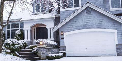 3 Methods of Winterizing Your Garage Door, Oxford, Connecticut