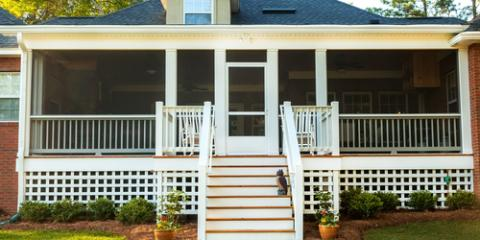 3 Reasons You Should Get an Enclosed Patio, Ozark, Alabama