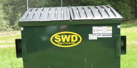 Waste Disposal Pros Offer Top 3 Tips for Maintaining Your Dumpster, Ozark, Alabama