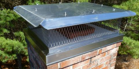 Chimney Cap vs. Cover: What's the Difference?, Kennebunkport, Maine