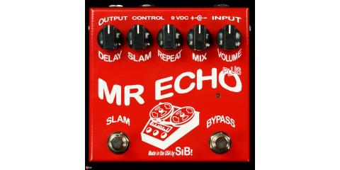 SiB! Brand's Modernized Mr Echo Guitar Pedals: Insights From Dayton's Best Music Store, Centerville, Ohio