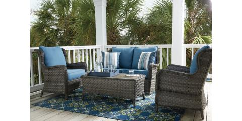 4 Piece Outdoor Seating Set Abbots Court By Ashley 1152