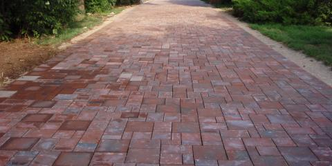 Benefits of Brick Paver Driveway, Grant, Nebraska
