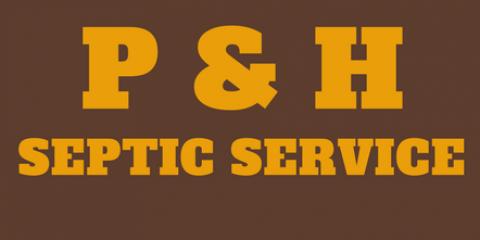 P & H Septic Service LLC, Septic Systems, Services, Uncasville, Connecticut